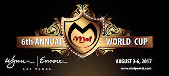 6th Annual MAF World Cup